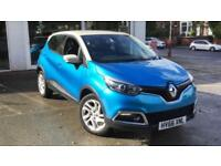 2016 Renault Captur 0.9 TCE 90 Dynamique Nav 5dr Manual Petrol Hatchback