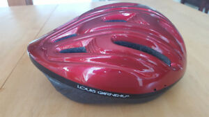 Louis Garneau Bike Helmet Size O/S (ages 5 and up)