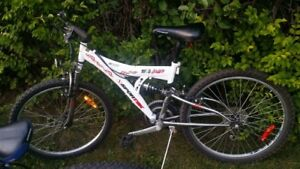 Mud Dawg Mountain Bike Pretty much New!