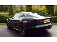 2017 Jaguar F-TYPE 3.0 Supercharged V6 R-Dynamic Automatic Petrol Coupe