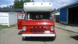 Classic Van camper conversion