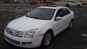 FORD FUSION SEL  2006 LEATHER  SUNROOF EXCELLENT CONDITION Strathcona County Edmonton Area image 1