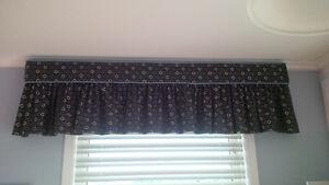 Lined Curtains - Hunter Douglas Peterborough Peterborough Area image 1