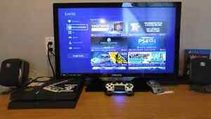 29inch philips smart T.V & PS4 & Stereo