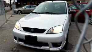 2006 Ford Focus ZX5 SES IN MINT CONDITION ONLY 104,850KM