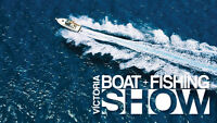 Victoria Boat, Fishing & Outdoor Show