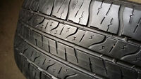 225 65 17  GOODYEAR ASSURANCE  70% TREAD TEMAINING (1) Pair
