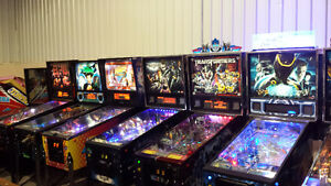 POOL TABLES  - SHUFFLEBOARDS - PINBALL MACHINES,  BARS &MORE Belleville Belleville Area image 3