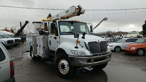 2002 International Bucket Truck! Cert and E-tested