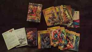 MARVEL and Boris Vallejo Vintage Card Collections Strathcona County Edmonton Area image 6