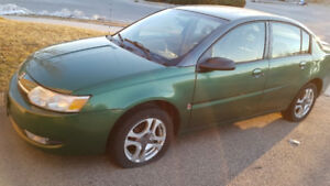2003 Saturn ION Uplevel 3 Sedan
