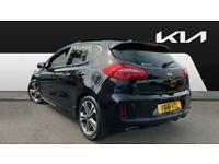 2018 Kia Ceed 1.6 CRDi ISG GT-Line S 5dr Diesel Hatchback Hatchback Diesel Manua