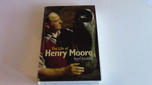 The Life of Henry Moore, by Roger Berthoud Kitchener / Waterloo Kitchener Area image 1