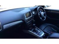 2009 Audi Q5 2.0T FSI Quattro SE 5dr S Tron Automatic Petrol Estate