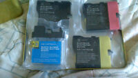 Ink Cartridges for use with various BROTHER printers