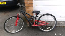 Free junior bike 20# approx.