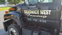 EXPERIENCED TOW TRUCK OPERATOR WANTED