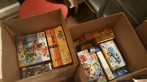 HUGE Lego Collection. 70 Full Sets. Over 23,500 Pieces + Extras!