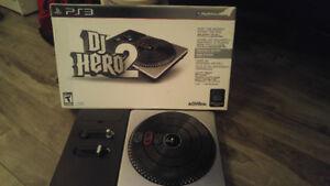 DJ Hero 2   2 Table plus 1 jeu