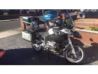 BMW 1200 GS low miles