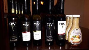 Surplus d'inventaire - Huile d'olive, vinaigre balsamique Québec City Québec image 1