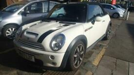 image for 2007 MINI Convertible 1.6 Cooper S Sidewalk 2dr Convertible Petrol Manual