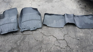 Weather Tech Mazda6 floor liners