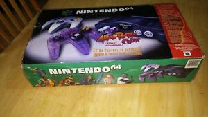 Nintendo 64 Charcoal Grey Console (NTSC) 3 games West Island Greater Montréal image 3
