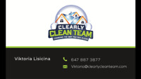 Cleaning lady available!!!!!