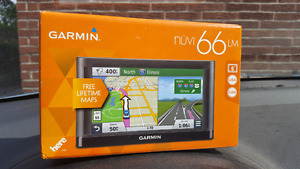 "NEW GARMIN 6"" GPS  $160"