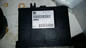tcm out of a 2004 bew jetta auto with triptronic