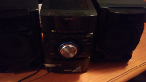 Sony stereo dock for ipod iphone 360W