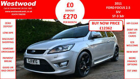 Ford Focus 2.5 ST-3 225 SIV 2011MY ST3