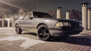 1988 Ford Mustang LX 2.3l Turbocoupe