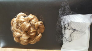 Curly Hair Bun - price reduced!!!