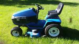 New Holland riding lawn tractor