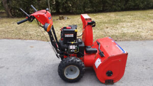 Snow Blower - Excellent Condition - Great Deal!