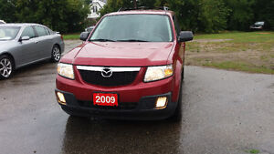 2009 MAZDA TRIBUTE 4WD