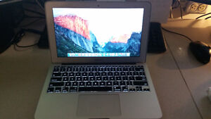 Mid 2011 11 inch Macbook Air
