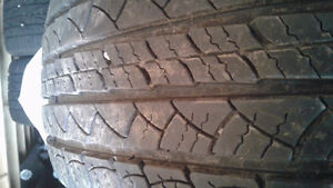 4 Pneus Michelin Latitude Tour 235/70r16 235 70 16
