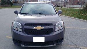 2012 Chevrolet Orlando SUV, 7 Seat Oakville / Halton Region Toronto (GTA) image 2