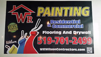 WR PAINTING BEST CONTRACTORS BBB MEMBER FULLY INSURED