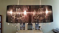 Two Chandelier/Dinning Room Lights