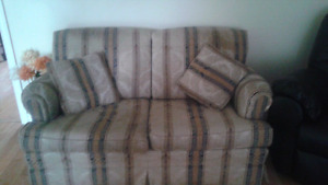 Sofa and love at $575 .... delivery can be delivered