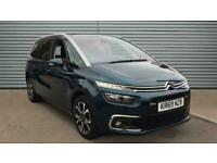 2019 Citroen GRAND C4 SPACETOURER 1.2 PureTech Feel Plus EAT8 (s/s) 5dr Auto MPV