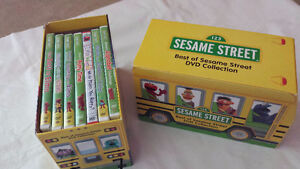 Best of Sesame Street DVD Collection