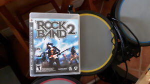 Rock Band set for PS3