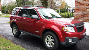2008 Mazda Tribute Rouge VUS