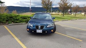 2006 Grand Prix GXP for sale Williams Lake Cariboo Area image 1
