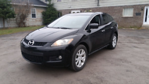 2007 Mazda CX-7 AWD CERTIFIED AND E TESTED
